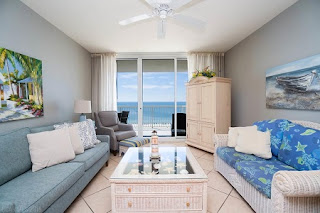 Beach Club Condo For Sale Unit a906 Living Room Gulf Shores AL Real Estate