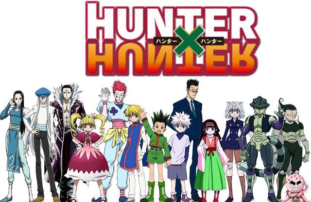 Hunter X Hunter (148/148) 150MB (HDL) (Sub Español) (MEGA)