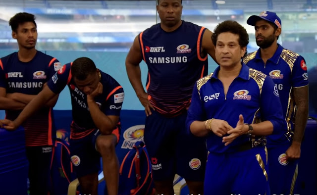 Cricket Fever: Mumbai Indians, Sachin Tendulkar