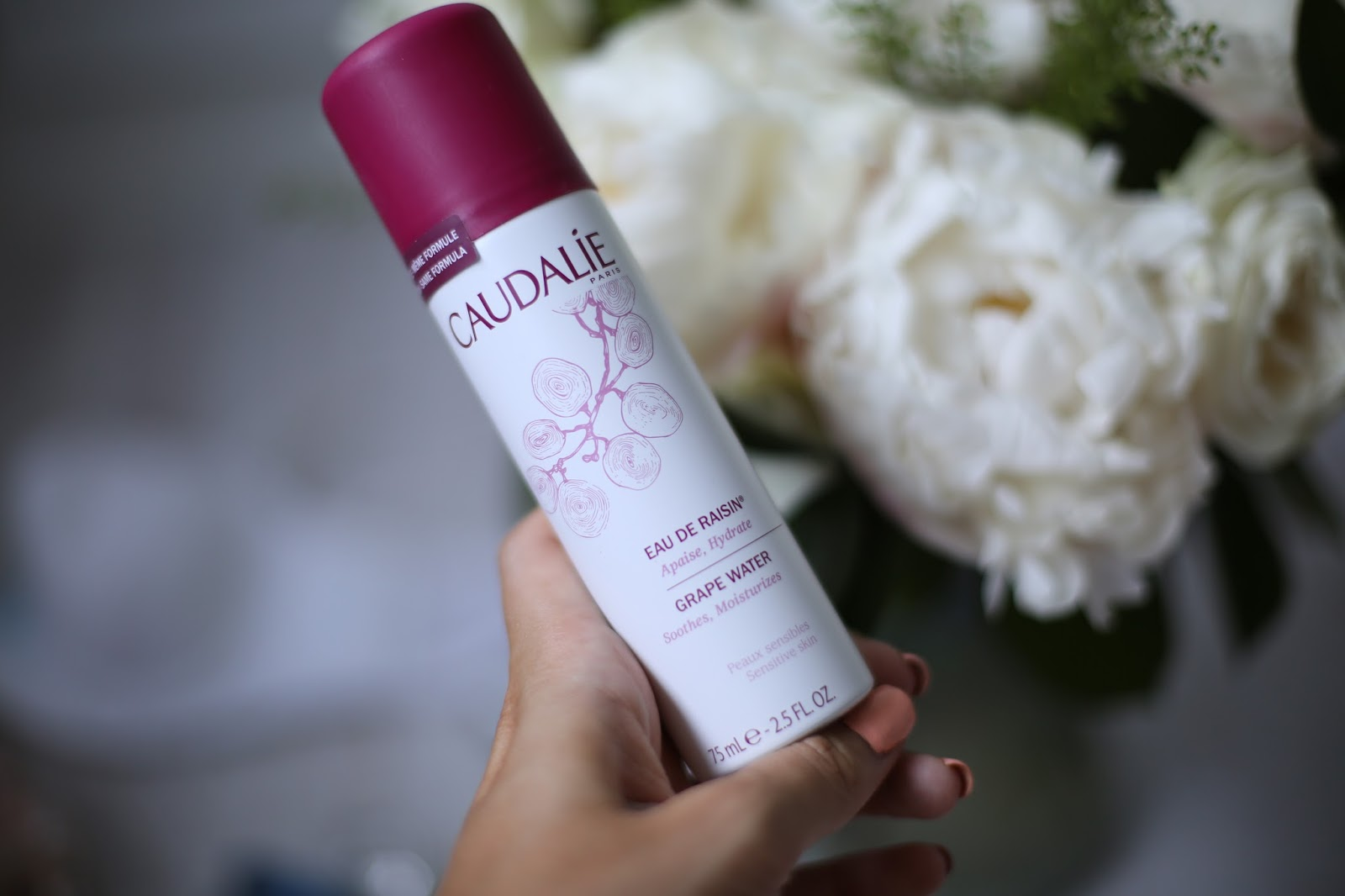 Caudalie Eau De Raisin Grape Water