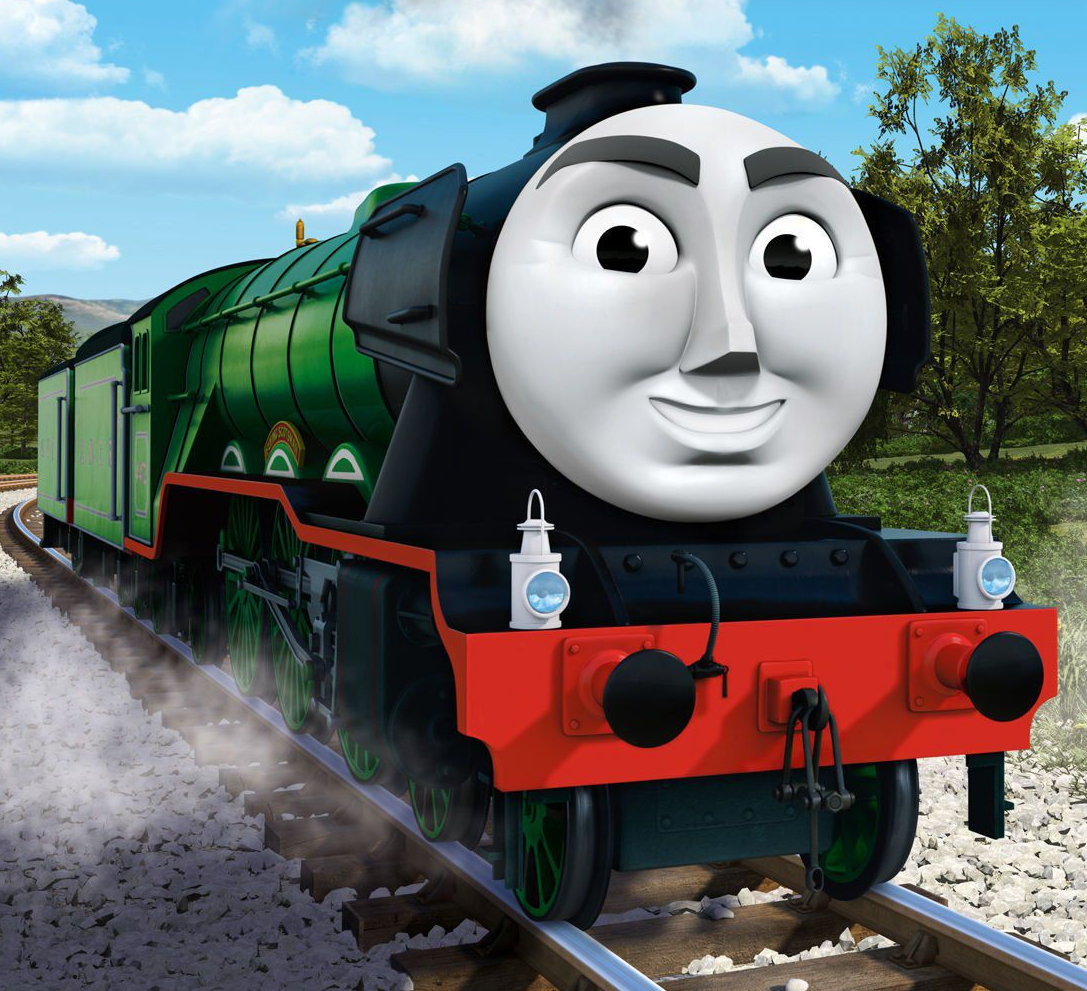The Thomas and Friends Review Station: Movie Review: The ...