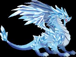 Dragón Glacial