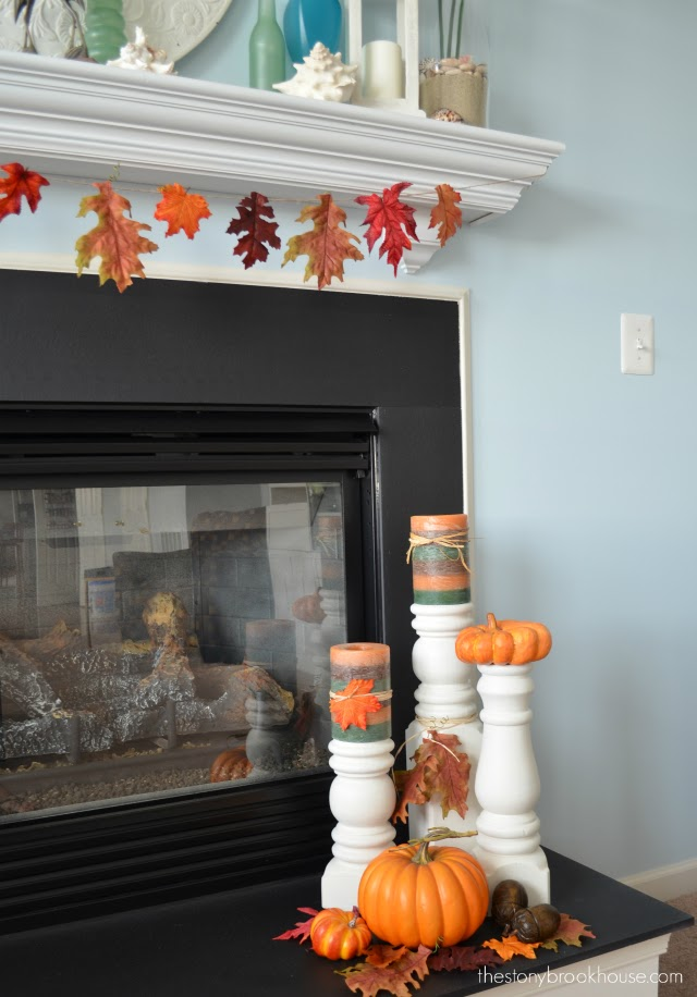 Summer is fading...need to decorate for fall