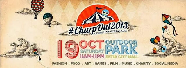 churpout2013, churp churp, nuffnang, fashion, food, art, games, music, charity, social media
