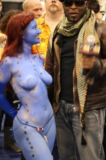 mystique costume xmen