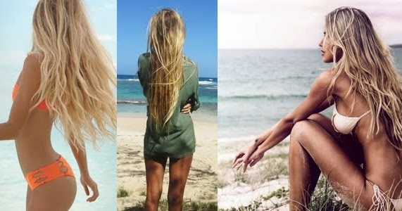 Summer Is Coming Are You Ready For Beach Blonde