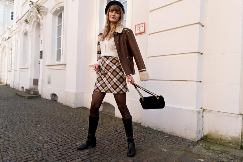 idée look hiver style parisienne