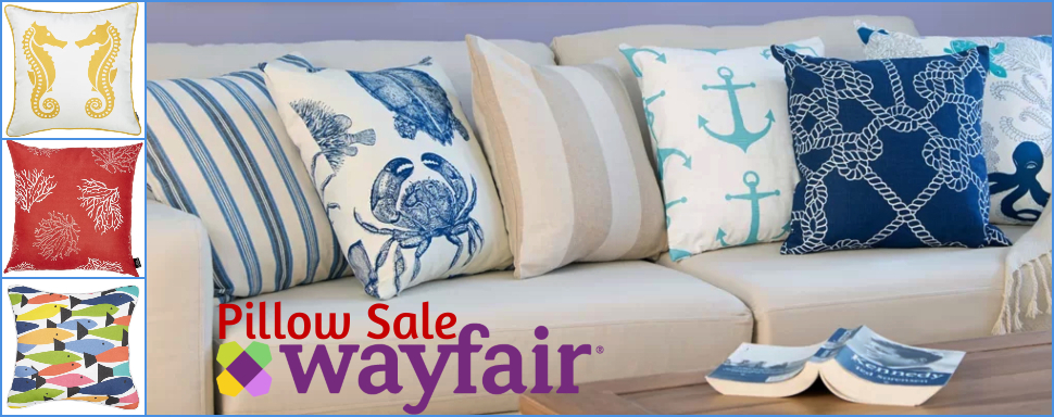 Coastal Pillow Sales