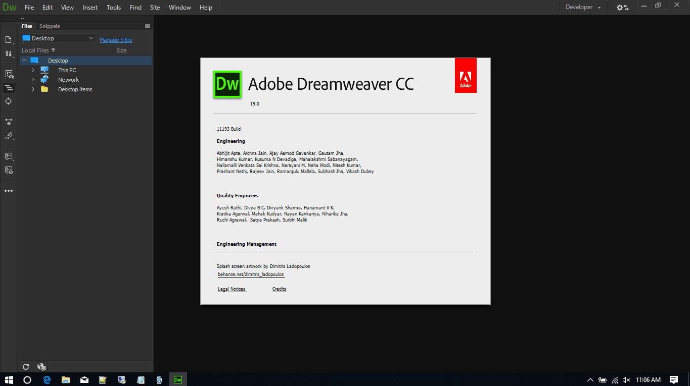 Adobe Dreamweaver CC 2019 19.0.0 Full Free Download
