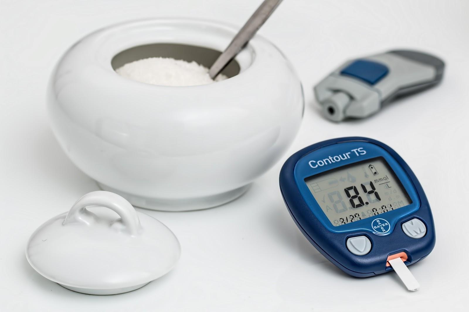 Glucometer diabetes [yestogoodness.com]