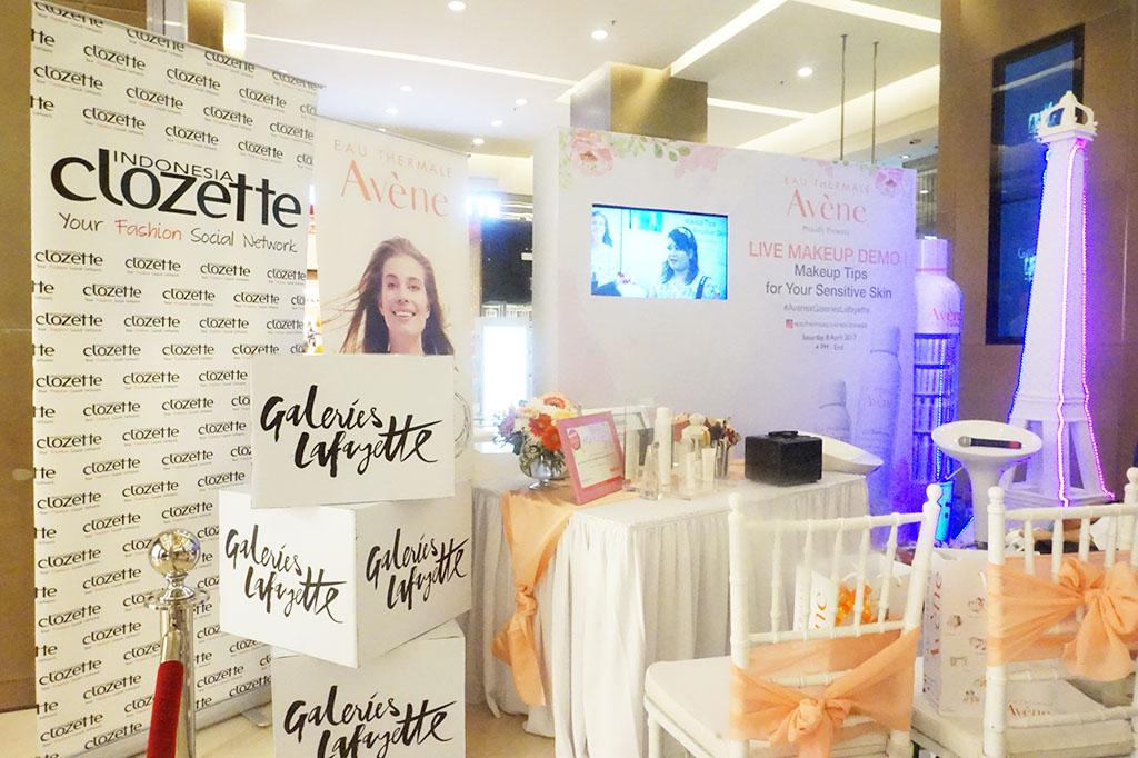 Avene Makeup Tips For Your Sensitive Skin
