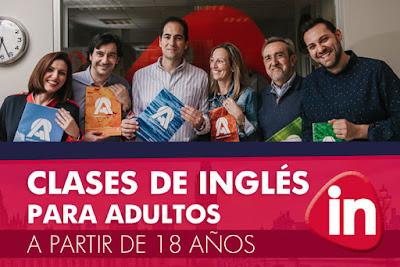 Clases de Inglés para adultos en Zaragoza