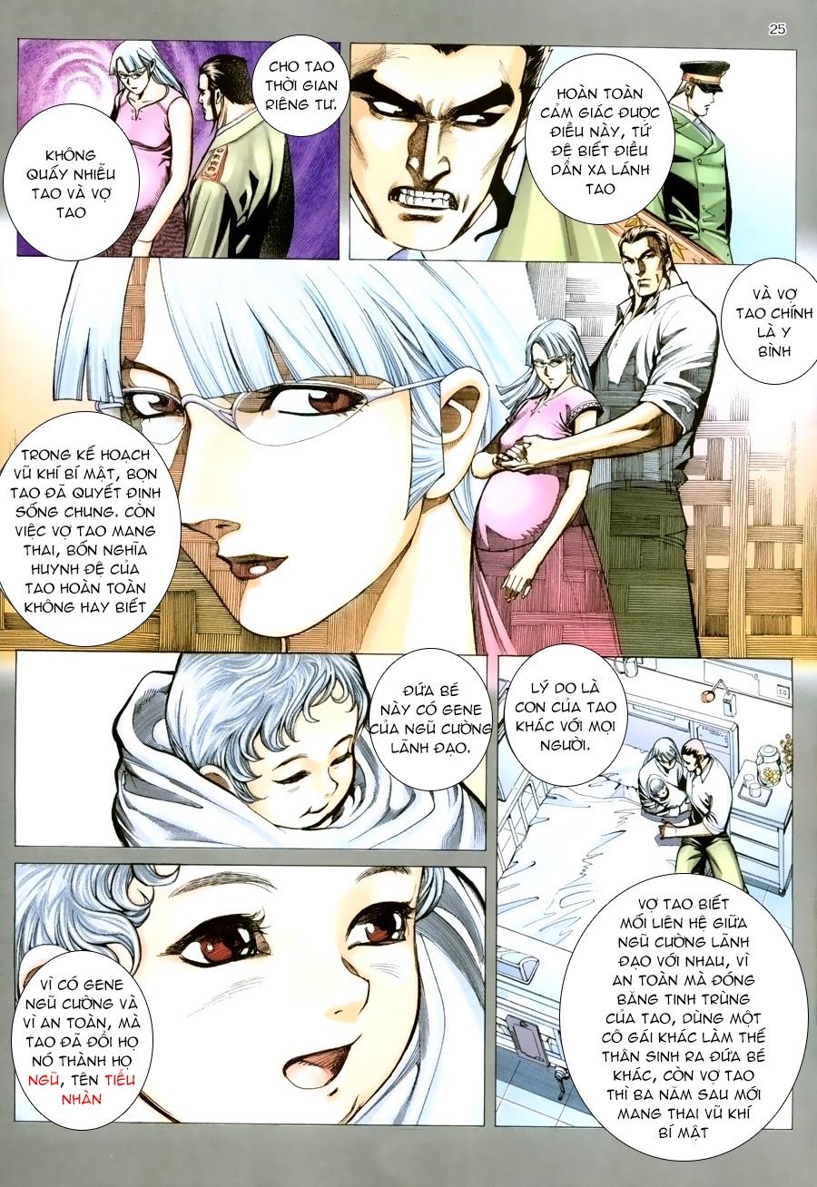 Xích Trụ Phạn Đường chap 14.2 - Trang 11