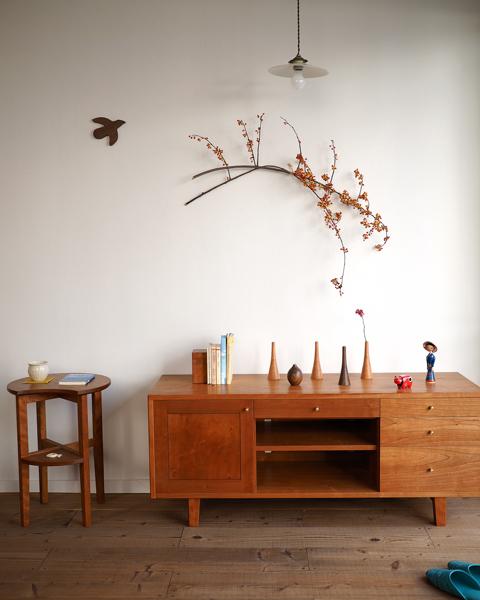 清澄白河にある無垢の木の家具屋