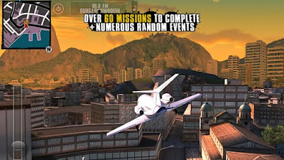 Download Gangster Rio city of saints APK + DATA For Android