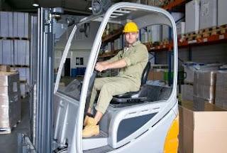 Penilaian Risiko Aktif Ketika Mengoperasikan Forklift