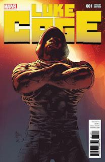 Luke Cage #1 - Deodato Variant