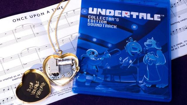 Undertale llegará el 15 de agosto a PSVita y PlayStation 4