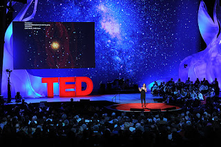 TED, TEDx, TED talk