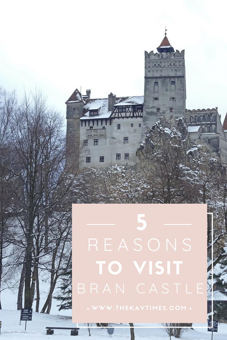 Visit Bran Castle