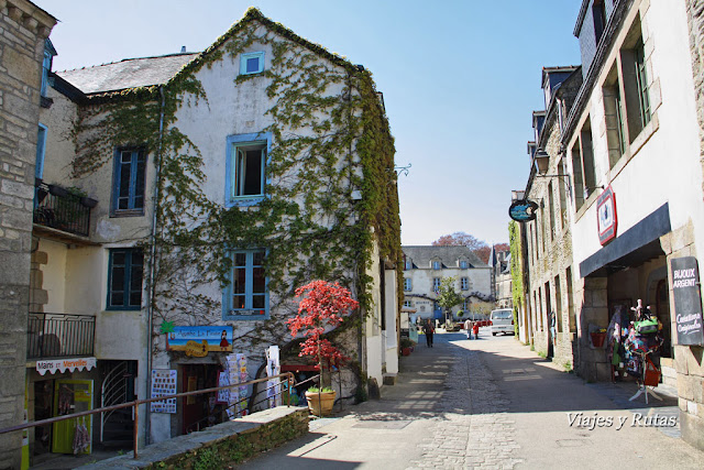 Rochefort en terre, Bretaña