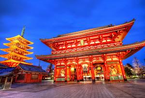 Paket Tour Jepang Tokyo Osaka Hamamatsu Murah