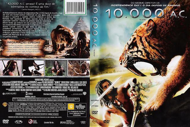 Capa DVD 10.000 A.C.