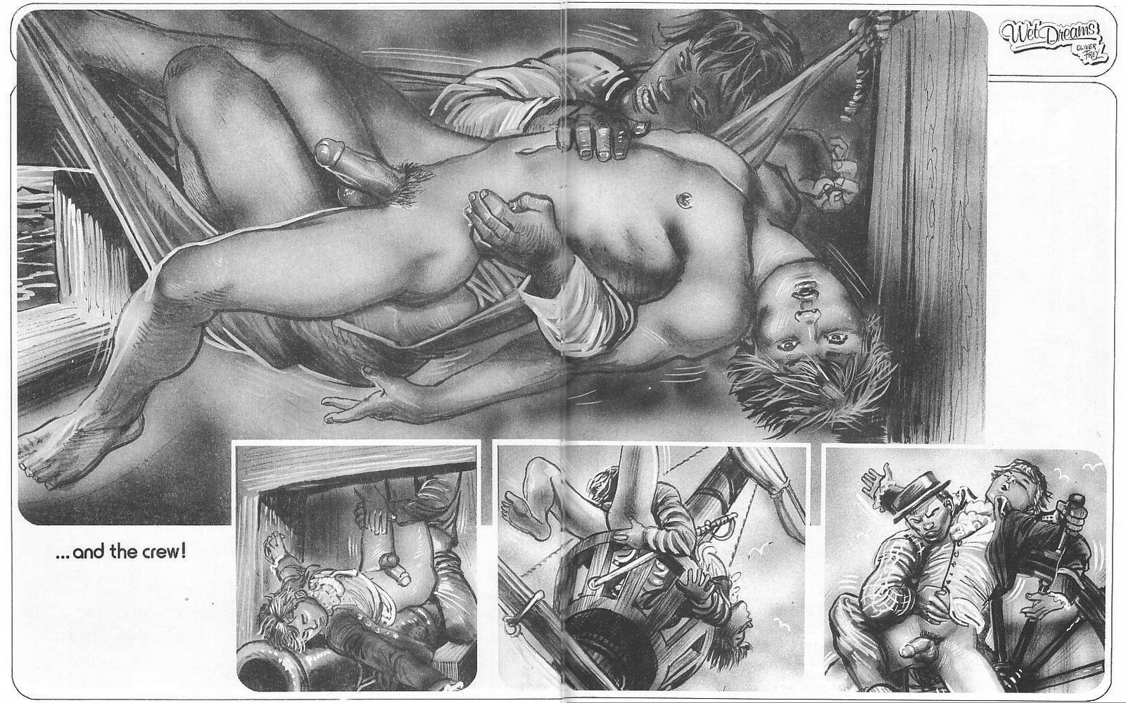 Блог, гей эротика в рисунках ничего поняла