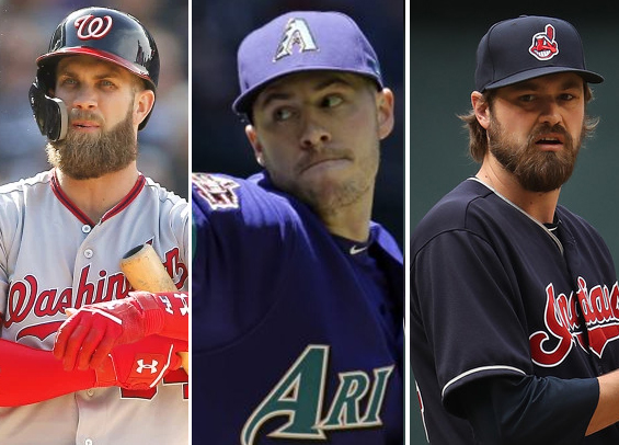 The Phillies are in on Harper, Miller, and Corbin