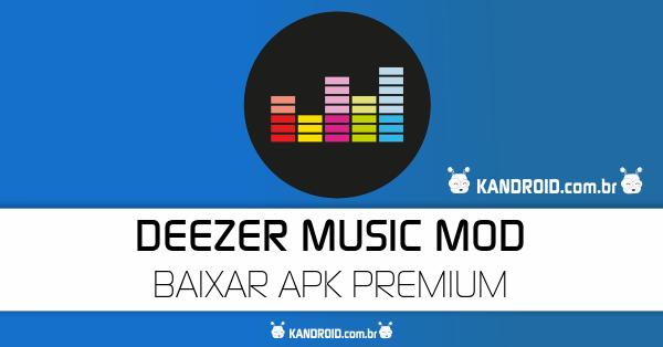 Deezer APK Mod