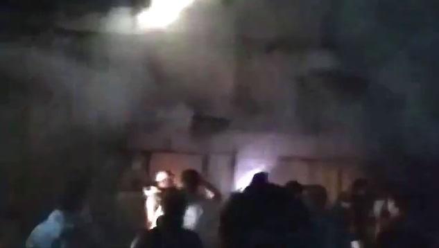 Hot News! Ada Kebakaran di Pajak Parluasan Siantar [Video[