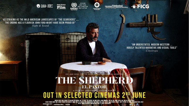 the shepherd el pastor film poster