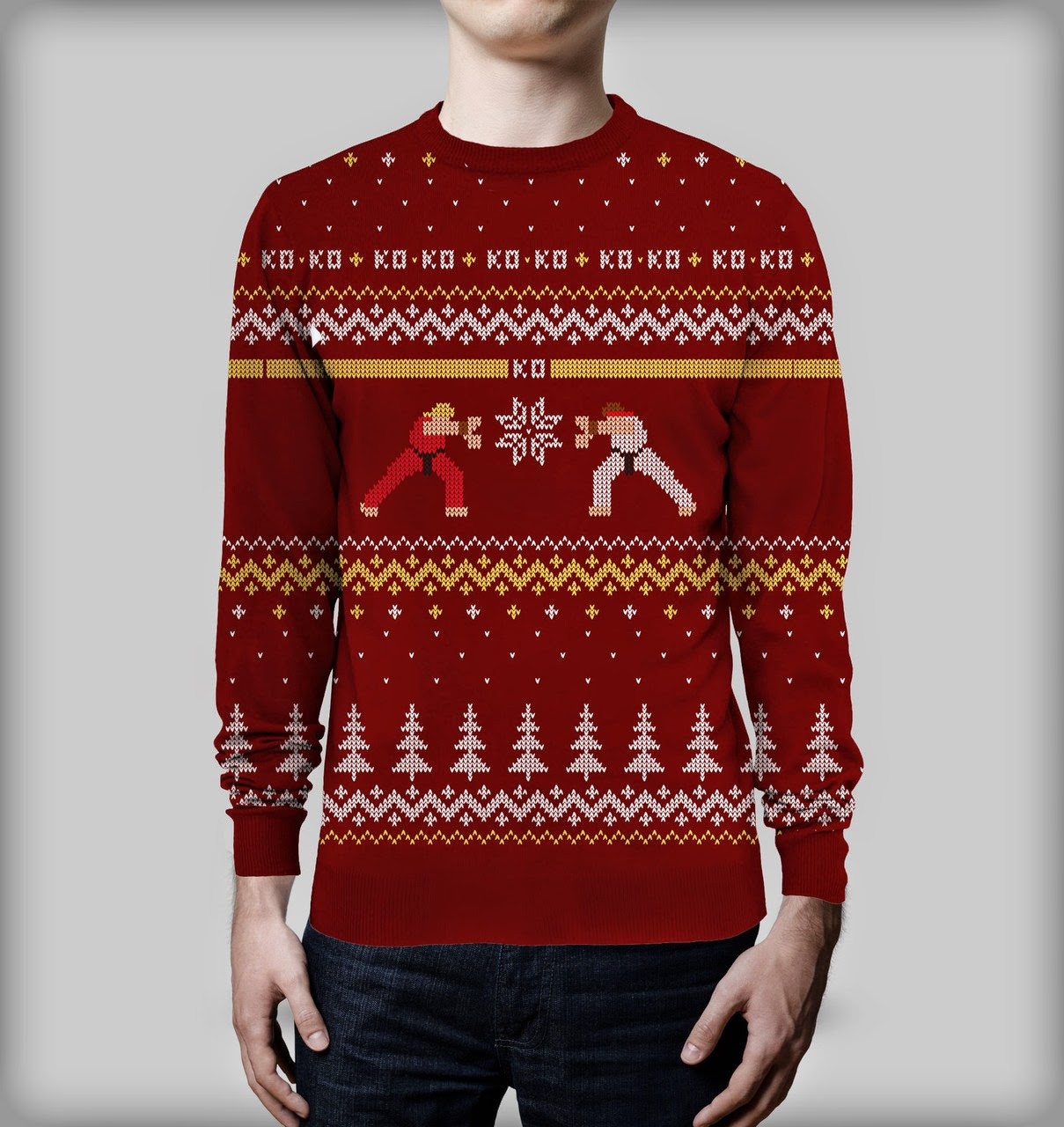 Anime Christmas Sweater.Things To Do In Los Angeles Holiday Ho Down Sweaters And Socks