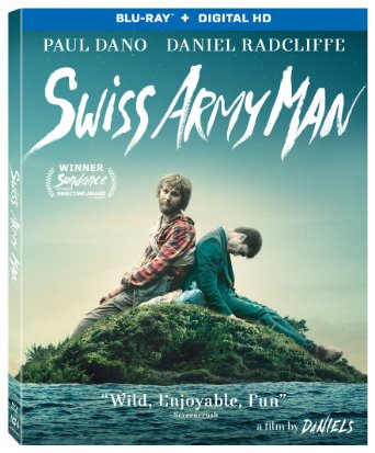 Swiss Army Man 2016 English 720p BRRip 850MB ESubs