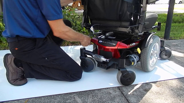 Power Wheelchair Batteries