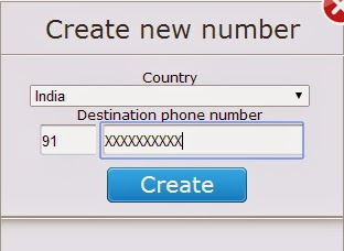 Get a Free UK mobile Number From Any country