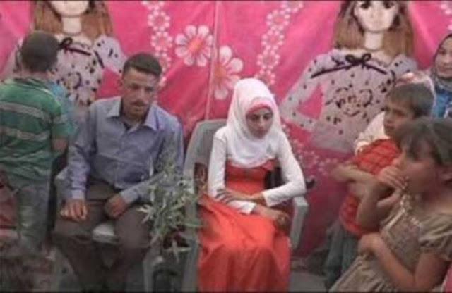 هذا ما فعله عراقي يبلغ 47 عاماً بطفلة سورية تبلغ 10 سنوات! حسبنا الله ونعم الوكيل
