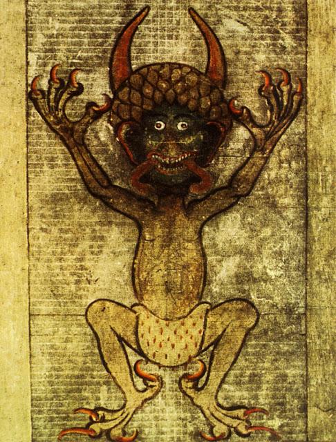 El Diablo en el Codex