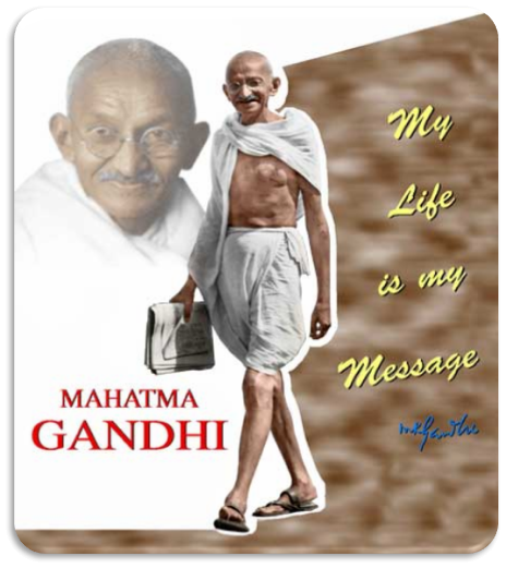mahatma gandhi apostle of peace Mahatma gandhi o, apostle of peace, o, teachers of co-operation, i, your little child, offer you my salutation when we think of you, we remember truth and non-violence.