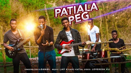 Patiala Peg Cover By African Students New Punjabi Songs 2016 Diljit Dosanjh