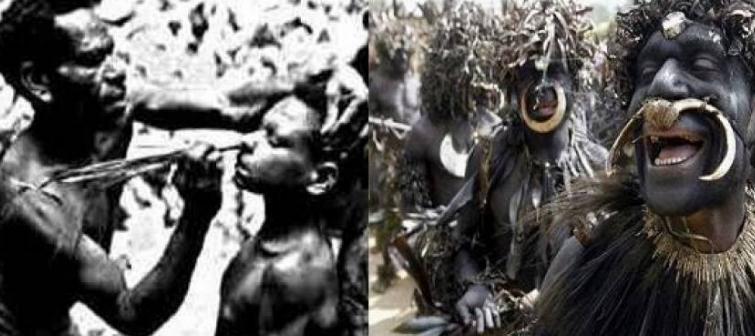 DringkingVora: Tradisi Minum Air Mani Oleh Suku Sambian di Papua Nugini