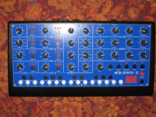 matrixsynth  mfb synth ii