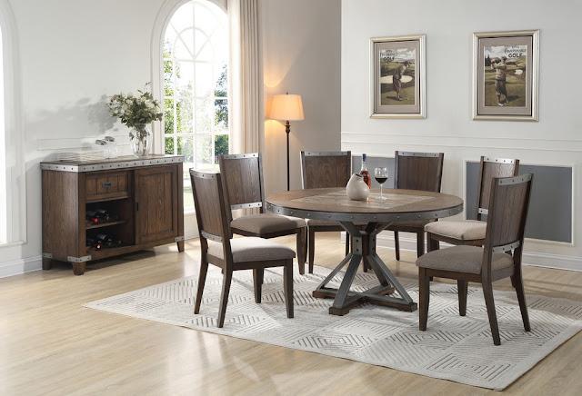 Kích thước chuẩn củ bàn ăn hình tròn: