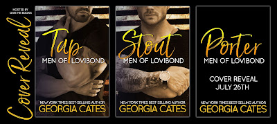 Men of Lovibond by Georgia Cates Cover Re-Reveal