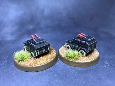 Snake Corp Vehicle offer
