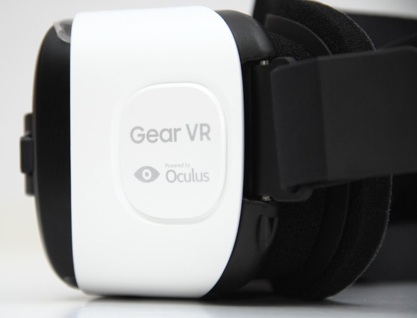 נפלאות חפיצים: כזה ניסיתי: Samsung Gear VR OR-94