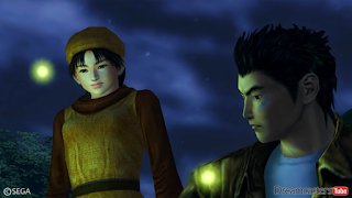 Fireflies - Shenmue 3: The Journey