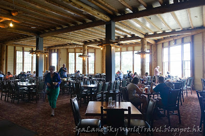 黃石國家公園, yellowstone national park, Lake Lodge