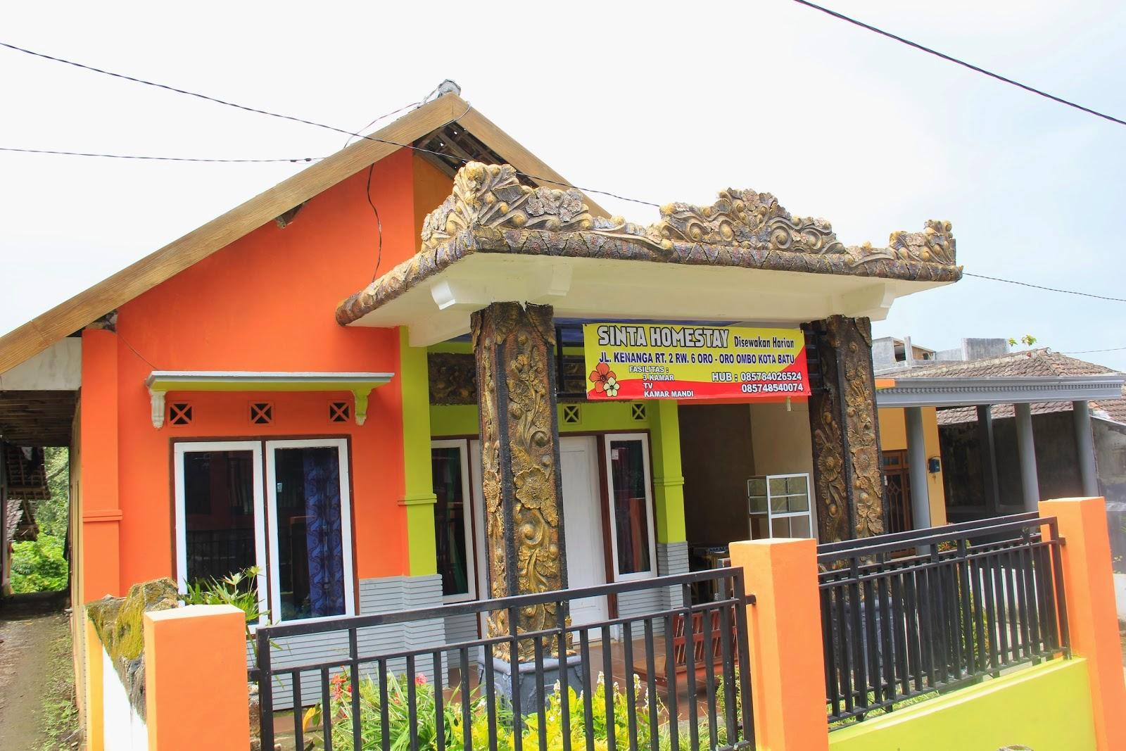 Tarif Dan Harga Sewa Homestay Di Batu Malang