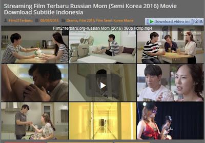 Film RUSSIAN MOM 2016 Subtitle Indonesia